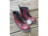 Kids' Dr Marten's boots