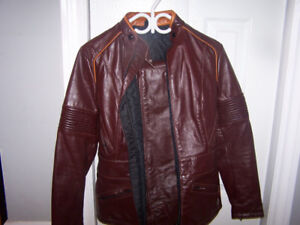 Taurus Leather Suits