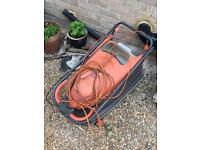 Flymo Electric Lawnmover