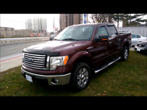 2010 F150 XLT WITH XTR PACKAGE