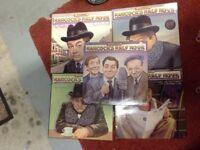 Hancock 's Half Hour set of 5 vinyl albums