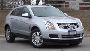 2016 Cadillac SRX Luxury AWD|Sunroof|Navigation|Remote Start|BOS