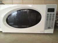 Cookworks microwave oven 800w