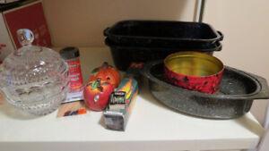 Miscellaneous Kitchen wares