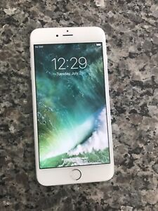 MINT CONDITION IPHONE 6 PLUS 16GB ROGERS CHATR w/ CHARGER
