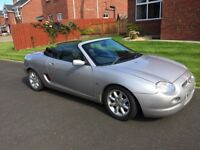 MGF Convertible for sale