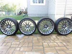"BMW 21"" OEM Rims & Tires"