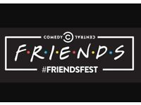 Friends Fest Cardiff 2 tickets to swop for another date.