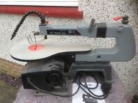 "SIP 16""/406mm Variable Speed Scroll Saw. Excellent condition, hardly used."