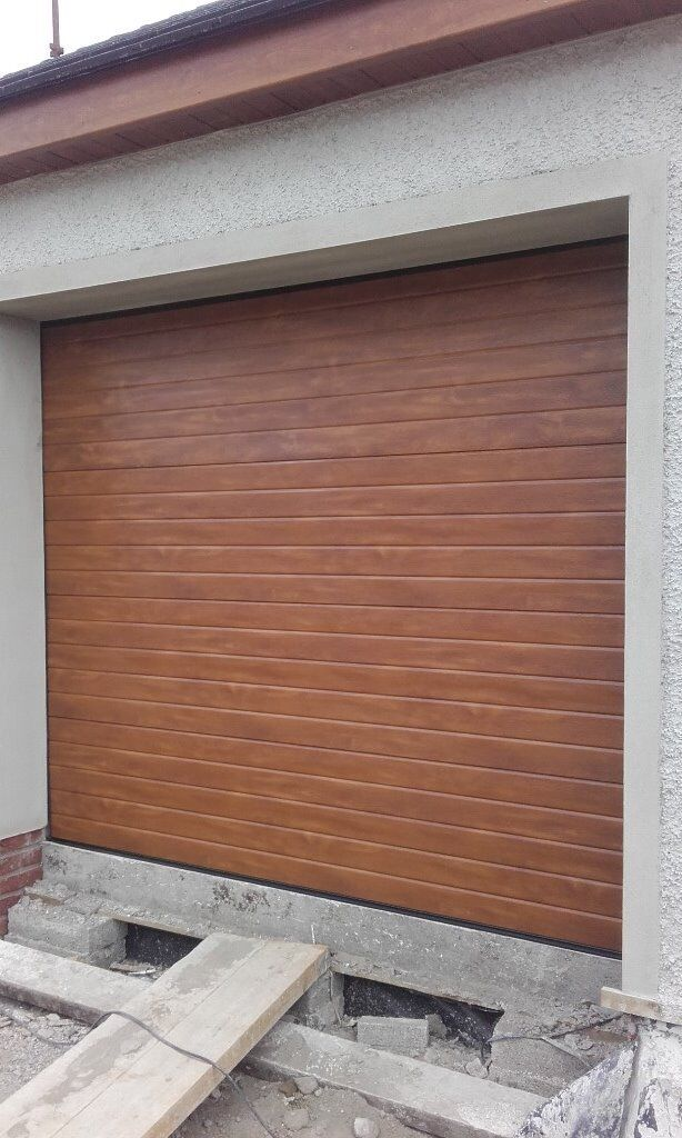 garage doors insulated sectional for airtightness and a rated issues