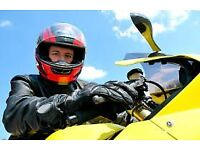 COURIERS MOTORBIKE OWNER RIDERS WE OFFER GURANTEES (£360-£400) + Estate/Hatch Back Owner drivers