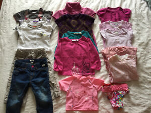 Mexx baby girl clothes lot - size 6-9 months