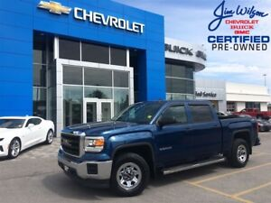 2015 GMC Sierra 1500 5.3L V8 4X4 BLUETOOTH REAR CAMERA TRAILER P