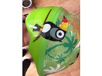 Baby/toddler bicycle helmet