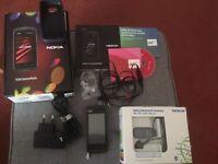 Nokia XpressMusic 5530 + Nokia Bluetooth headset