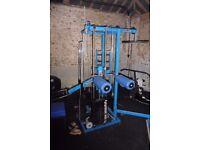 Multi Gym Power Sport Professional ex army equipment