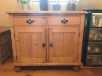Lovely pine cabinet
