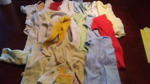 Vêtements bébé garçon 3 mois et 3-6 mois