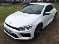 Volkswagen Scirocco 2.0 TSI BlueMotion Tech R Hatchback 3dr SWAPS AND PART EXCHANGES Golf S3 S4 RS