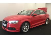 Audi A3 S Line FROM £67 PER WEEK!