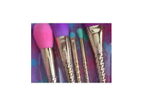 Tarte Unicorn brush set