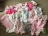 Newborn Baby Clothes - Used
