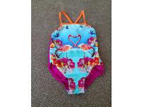 Girls size 18-24 months TED BAKER swimming costume