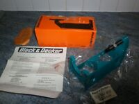 BLACK AND DECKER D980 HORIZONTAL DRILL STAND