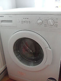 Beko WM5101 5kg 1000 Spin White A+A Rated Washing Machine 1 YEAR GUARANTEE FREE FITTING
