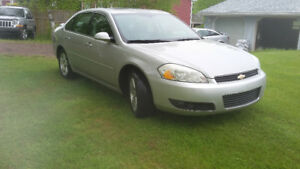 BRAND NEW MVI  2007 Chevrolet Impala LTZ Sedan