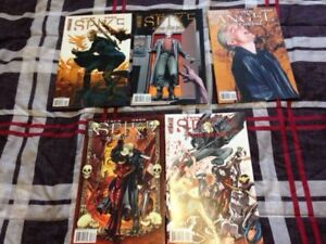 Limited run of Spike: After the Fall Complete Comic set (Angel)