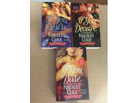 Kresley Cole - The MacCarrick Brothers Trilogy BOOKS