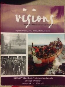 Visions The Canadian History Modules Project 2016