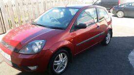 Ford Fiesta 2007 Zetec for Sale