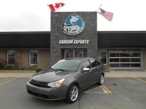 2009 Ford Focus AS TRADED SPECIAL! LOOK!