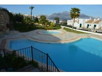 Costa Blanca 2 bed 2 bath holiday home to rent in Polop (near Benidorm)