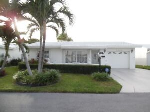 BOYNTON BEACH, SouthEast FLORIDA - FULLY FURNISHED HOUSE