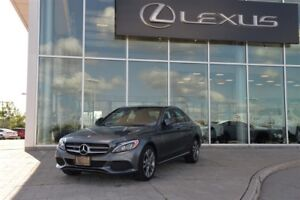 2017 Mercedes-Benz C-Class 300 * NAVIGATION PANORAMIC ROOF