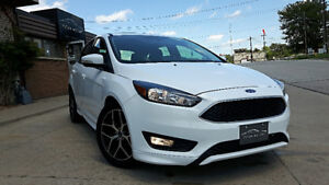 2016 FORD FOCUS SUNROOF BACKUP CAMERA BLUETOOTH SOLD SOLD!!!!!!