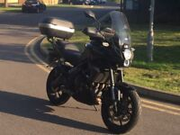 Awesome black 2014 Kawasaki Versys 650 for sale with tons of extras!