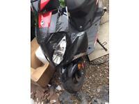 15 plate keeway moped 50cc
