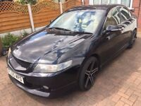 HONDA ACCORD 2.0 VTEC EXECUTIVE ** SERIOUS BUYERS ONLY **