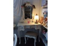Roccoco dressing table