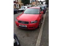 AUDI A3 SPORT FULLY LOADED LOW MILEAGE MUST GO TODAY ONE OF A KIND