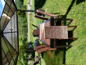 Outdoor dining Set for sale