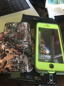 Life proof iphone 6/6s case