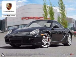 2007 Porsche Cayman S Manual | Sport Chrono PKG | Clean CarProof