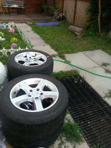 Tires in Great Condition