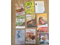 10 slimming work books - original and green plan