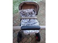 Mothercare Expedior in Limited Edition Tusk Pushchair/Stroller